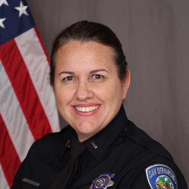 Lieutenant Michelle Mahan